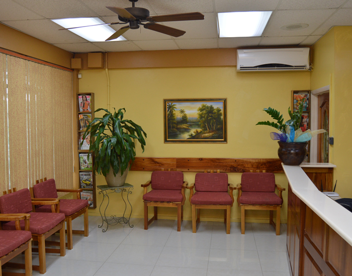 Exclusive dental care clinic